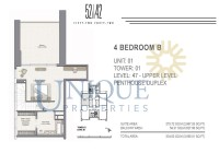 52 | 42 Unit 1 Level 47 Upper Level