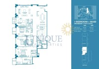 Address Dubai Marina Penthouse 2 Level 38