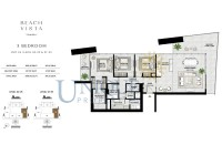 Beach Vista Unit 4 Levels 2 to 25 and 27 to 33