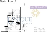 Boulevard Central Suite 1 Level 3 to 22