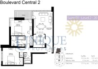 Boulevard Central Suite 1 Levels 2 to 20