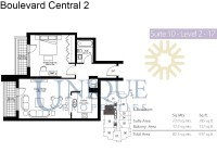 Boulevard Central Suite 10 Levels 2 to 17