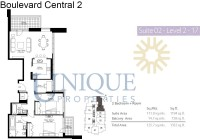 Boulevard Central Suite 2 Levels 2 to 17