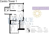 Boulevard Central Suite 4 Level 21 to 22