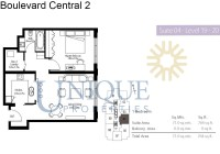 Boulevard Central Suite 4 Levels 19 to 20