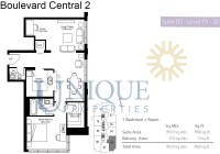 Boulevard Central Suite 5 Level 19 to  20