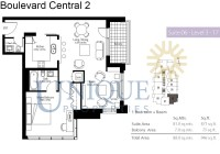 Boulevard Central Suite 6 Level 3 to 17
