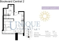 Boulevard Central Suite 7 Level 3 to 5