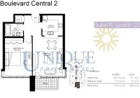 Boulevard Central Suite 7 Level 6 to 22
