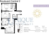 Boulevard Central Suite 8 Level 19 to 20
