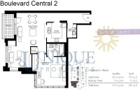 Boulevard Central Suite 8 Levels 3 to 17