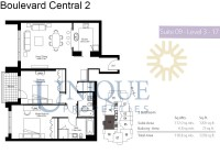 Boulevard Central Suite 9 Levels 3 to 17