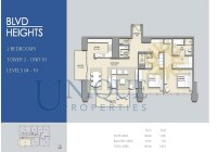 Boulevard Heights Unit 1 Levels 4 to 19