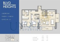 Boulevard Heights Unit 1 Levels 4 to 23