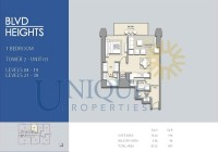 Boulevard Heights Unit 3 Levels 4 to 19 and 21 to 39