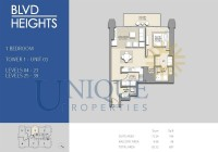 Boulevard Heights Unit 3 Levels 4 to 23 and 25 to 39