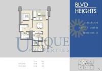Boulevard Heights Unit 4 Levels 4 to 23