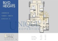 Boulevard Heights Unit 5 Levels 4 to 23