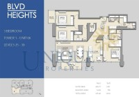 Boulevard Heights Unit 6 Levels 25 to 39