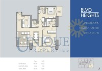 Boulevard Heights Unit 6 Levels 4 to 19