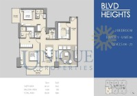 Boulevard Heights Unit 6 Levels 4 to 23
