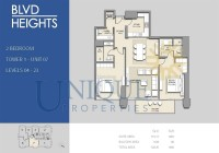 Boulevard Heights Unit 7 Levels 4 to 23