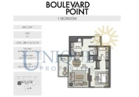 Boulevard Point Unit 1 Levels 28 to 50 and  52 to 59