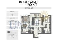 Boulevard Point Unit 2 Levels 13 to 15