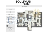 Boulevard Point Unit 2 Levels 17 to 20