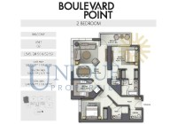 Boulevard Point Unit 2 Levels 28 to 50 and 52 to 59