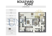 Boulevard Point Unit 3 Level 16