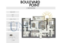 Boulevard Point Unit 3 Level 17 to 20