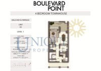 Boulevard Point Unit 3 Level 1