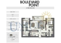 Boulevard Point Unit 3 Level 22 to 26
