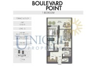 Boulevard Point Unit 3 and 5 Level 12