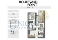 Boulevard Point Unit 3 and 5 Levels 13 to 15