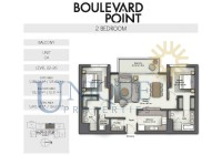 Boulevard Point Unit 4 Levels 22 to 26