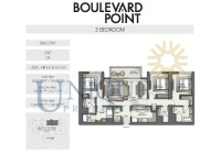 Boulevard Point Unit 4 Levels 28 to 50 and 52 to 59