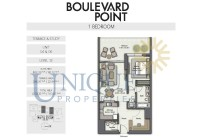 Boulevard Point Unit 4 and 6 Level 12