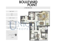 Boulevard Point Unit 6 Levels 16 to 26