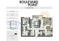 Boulevard Point Unit 7 Levels 13 to 15