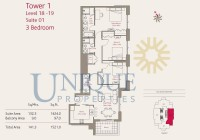 Claren Towers Suite 1 Levels 18 to 19
