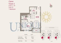 Claren Towers Suite 3 Levels 2 to 20