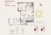 Claren Towers Suite 4 Levels 3 to 20