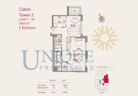 Claren Towers Suite 7 Levels 3 to 20