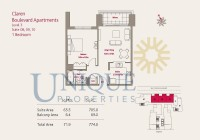 Claren Towers Suite 8 to 10 Level 3