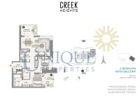 Creek Rise Unit 1 Level 2 to 16