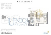 Creek Side 18 Unit 2 Level 2 to 16 and 18 to 33