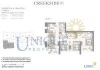 Creek Side 18 Unit 3 Level 2 to 16 and 18 to 33