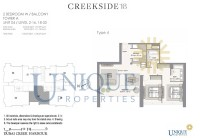 Creek Side 18 Unit 4 Level 2 to 16 and 18 to 33